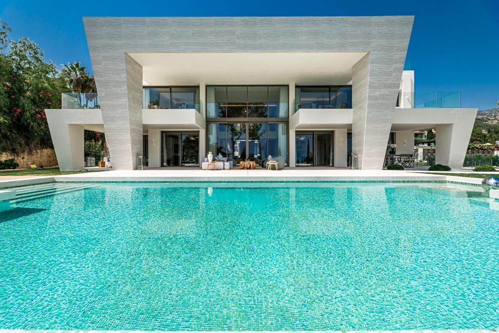 Villa Los Angeles -luxury villa in sierra blanca