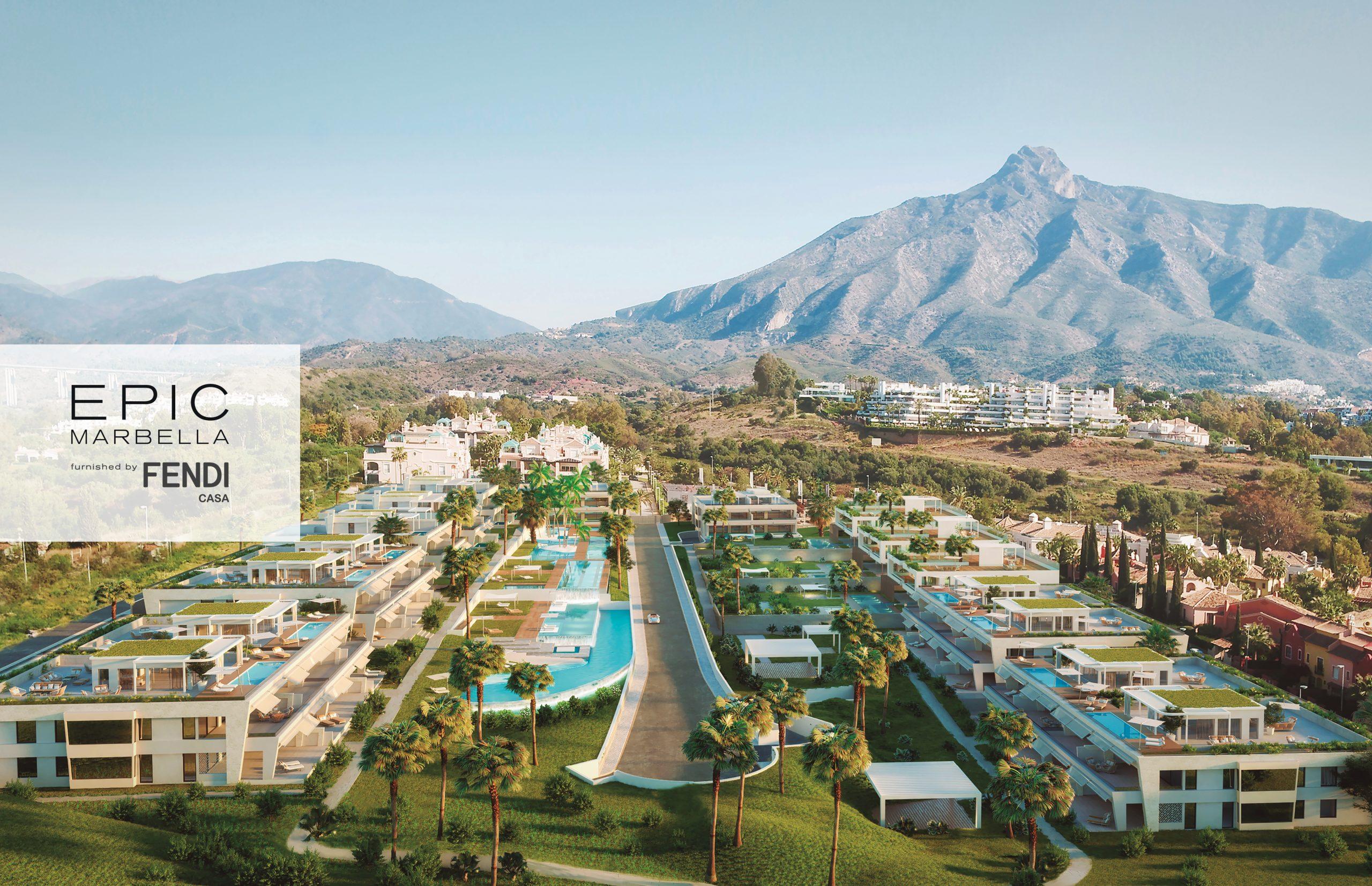 EPIC Marbella masterplan